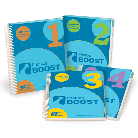 Boost Teacher Lesson Plans