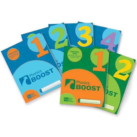 Boost Student Workbooks