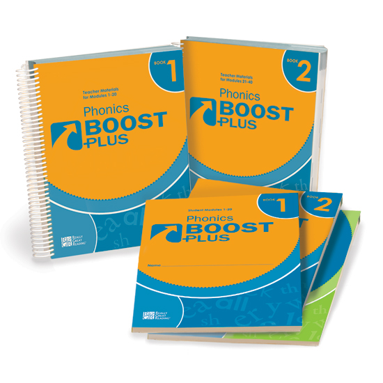 Boost Plus Teachers Guides