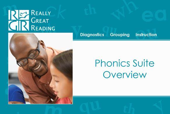 Phonics Suite Overview
