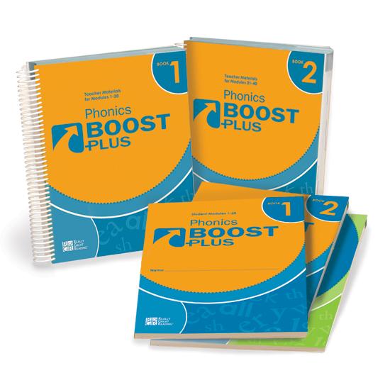 Boost Plus Teachers Guides