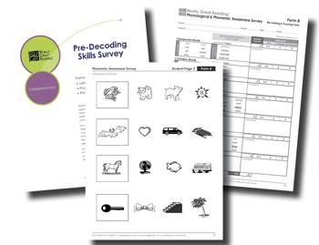 Pre-decoding Skills Survey