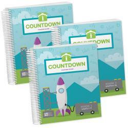 Countdown Lesson Plan Set