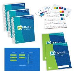 HD Word Classroom Set-up Essentials Level