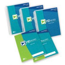HD Word Teacher Guide Lesson Plan Set