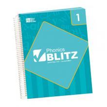 Phonics Blitz Teacher's Lesson Plan Book 1