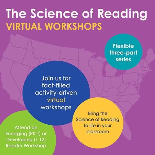 Science of Reading Virtlual Workshop
